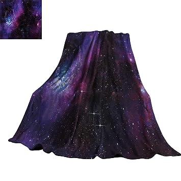 Amazon.com: RenteriaDecor espacio, mantas personalizadas ...