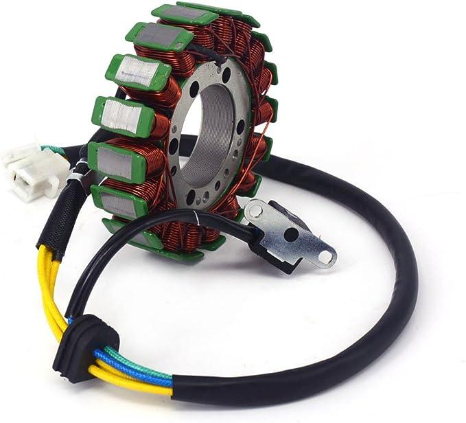 Fast Pro Estador de encendido eléctrico de motocicleta de bobina magnética generador de impulso para Yamaha YP250 Majesty 250