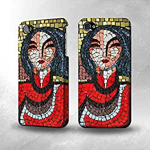 Apple iPhone 4 / 4S Case - The Best 3D Full Wrap iPhone Case - Mosaic Art