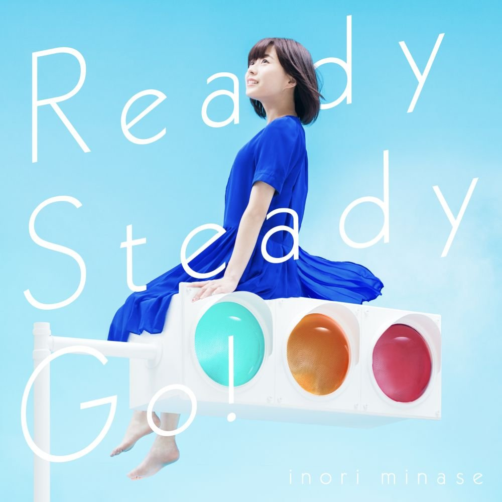 Ready Steady GO!-水瀨祈