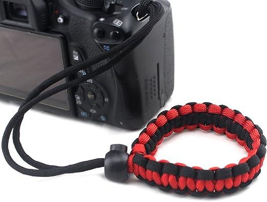 xbwwt - 1 Pieza de Cuerda de Paraguas Tejida a Mano para cámara de ...