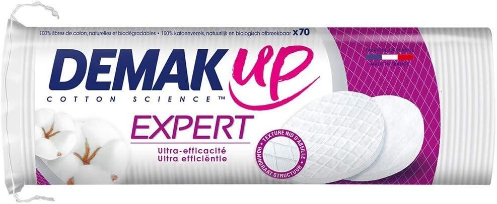 lot de 8 Demak Up Expert Ultra-Efficacit/é x70 Cotons