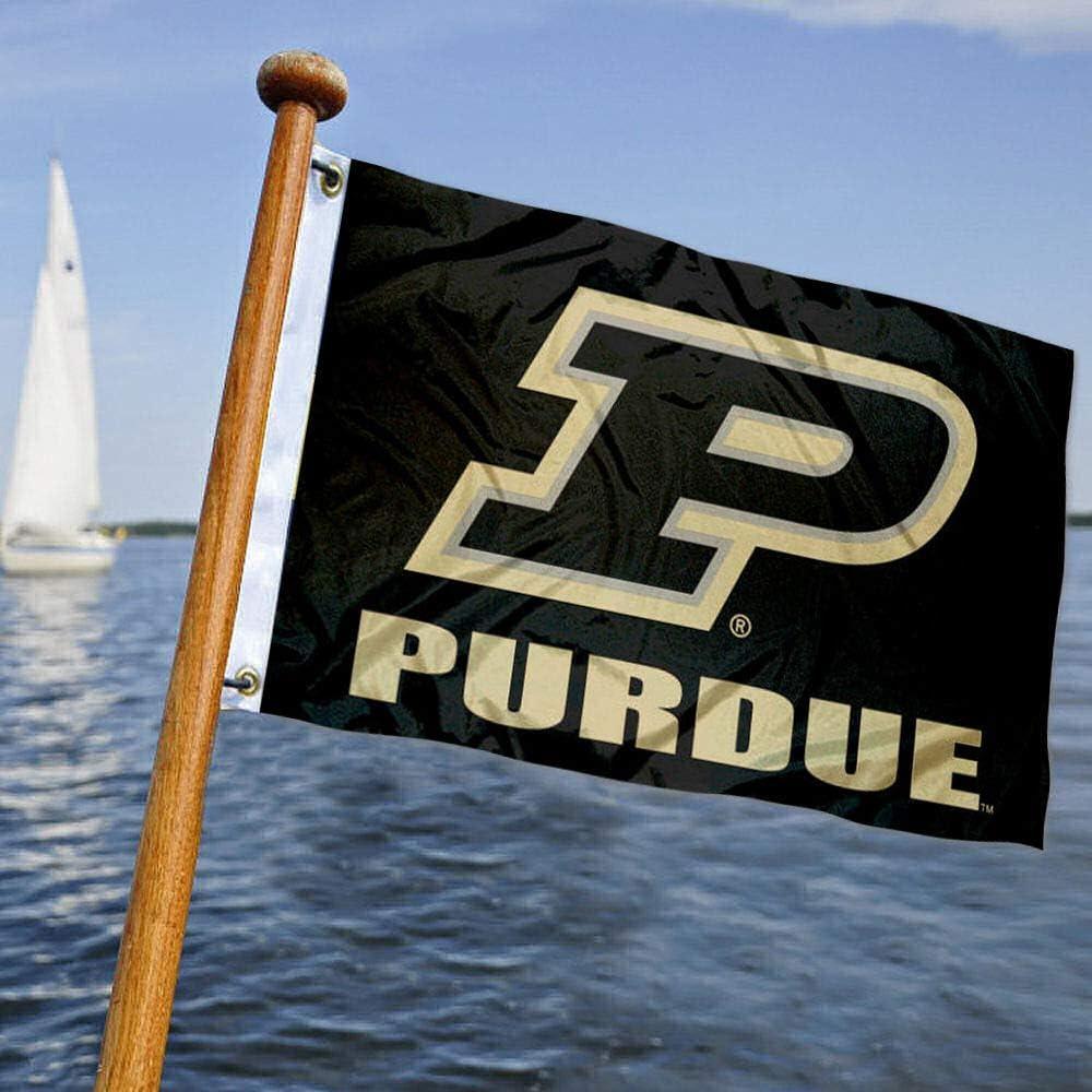 Purdue bandera de barco y náutica: Amazon.es: Deportes y aire libre