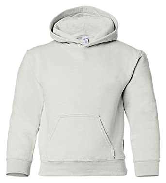 093d6390f Image Unavailable. Image not available for. Color: Gildan Activewear 50/50 Youth  Hooded Sweatshirt ...
