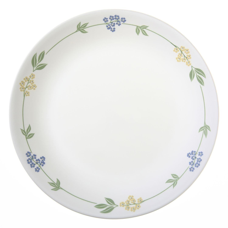 """Corelle Livingware Secret Garden 10-1/4"""" Dinner Plate (Set of 12)"""