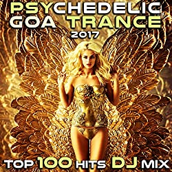 Visual Music (Psychedelic Goa Trance 2017 DJ Mix Edit)