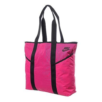 Nike Azeda Tote Bolsa de Deporte, Mujer, Rosa Vivid Pink ...