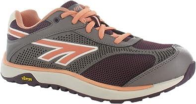 Hi-Tec Lady V-Lite Nazka Trail - Zapatillas de running para mujer, color Gris, talla 43 EU: Amazon.es: Zapatos y complementos