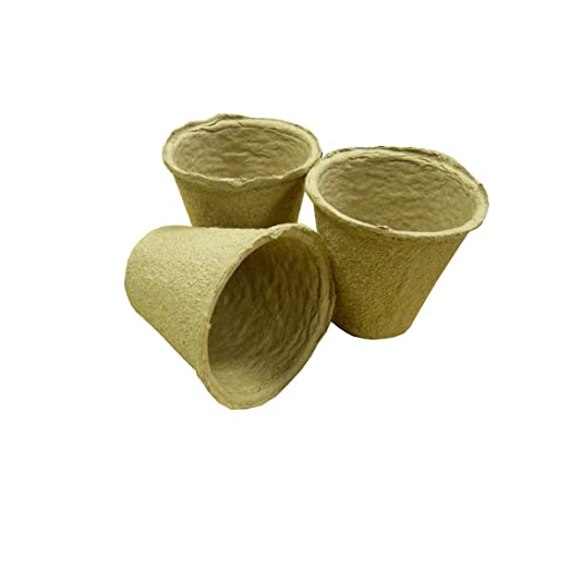 Bosmere - Maceta Biodegradable (Circular): Amazon.es: Jardín