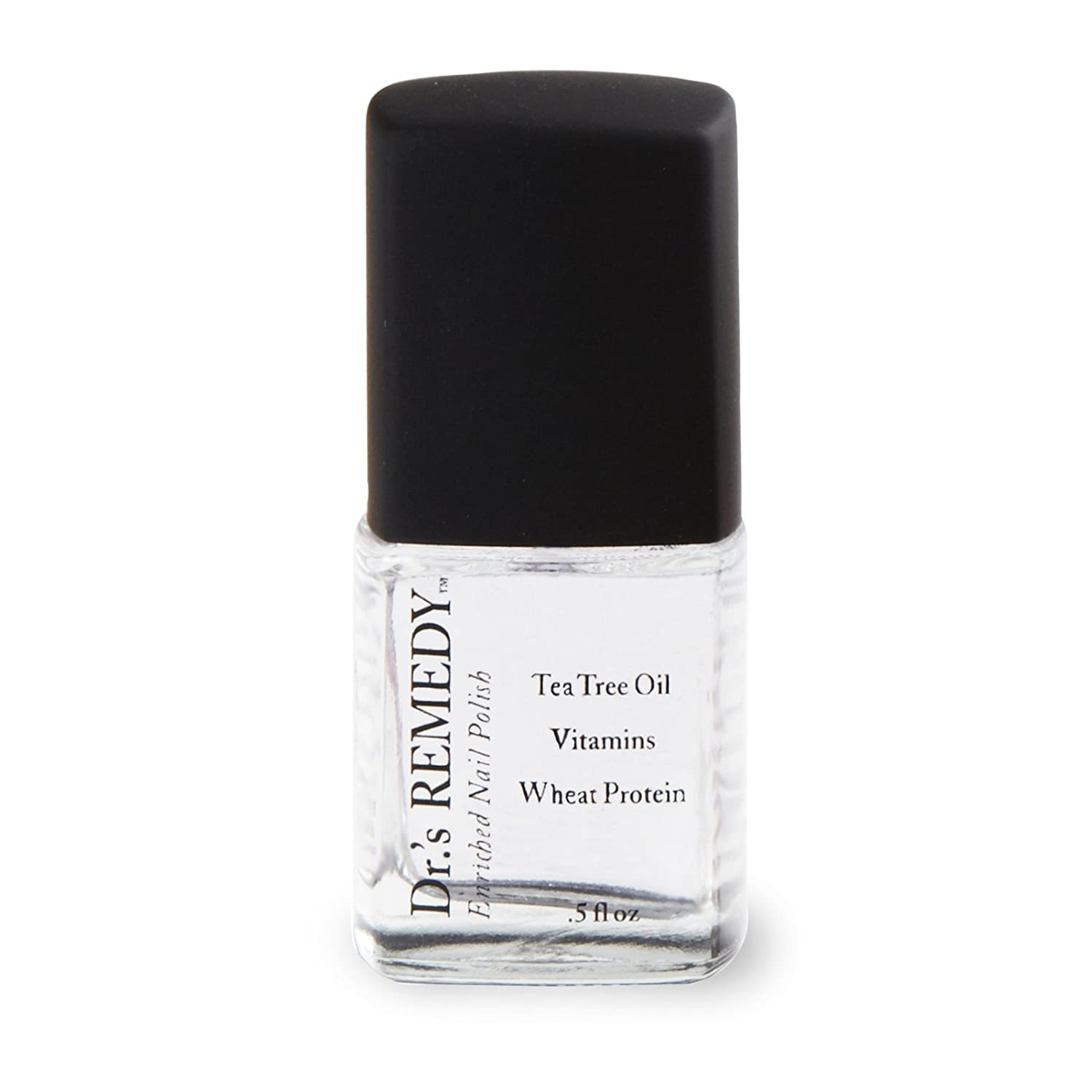 Dr 's REMEDY Enriched Nail Care Top Coat 14 ml, Calming Clear
