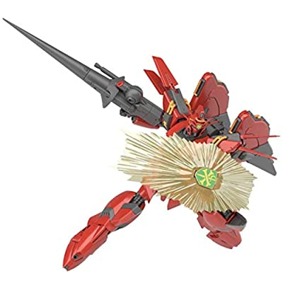 Bandai Hobby RE/100 #12 Vigna-Ghina II Gundam F91: Toys & Games