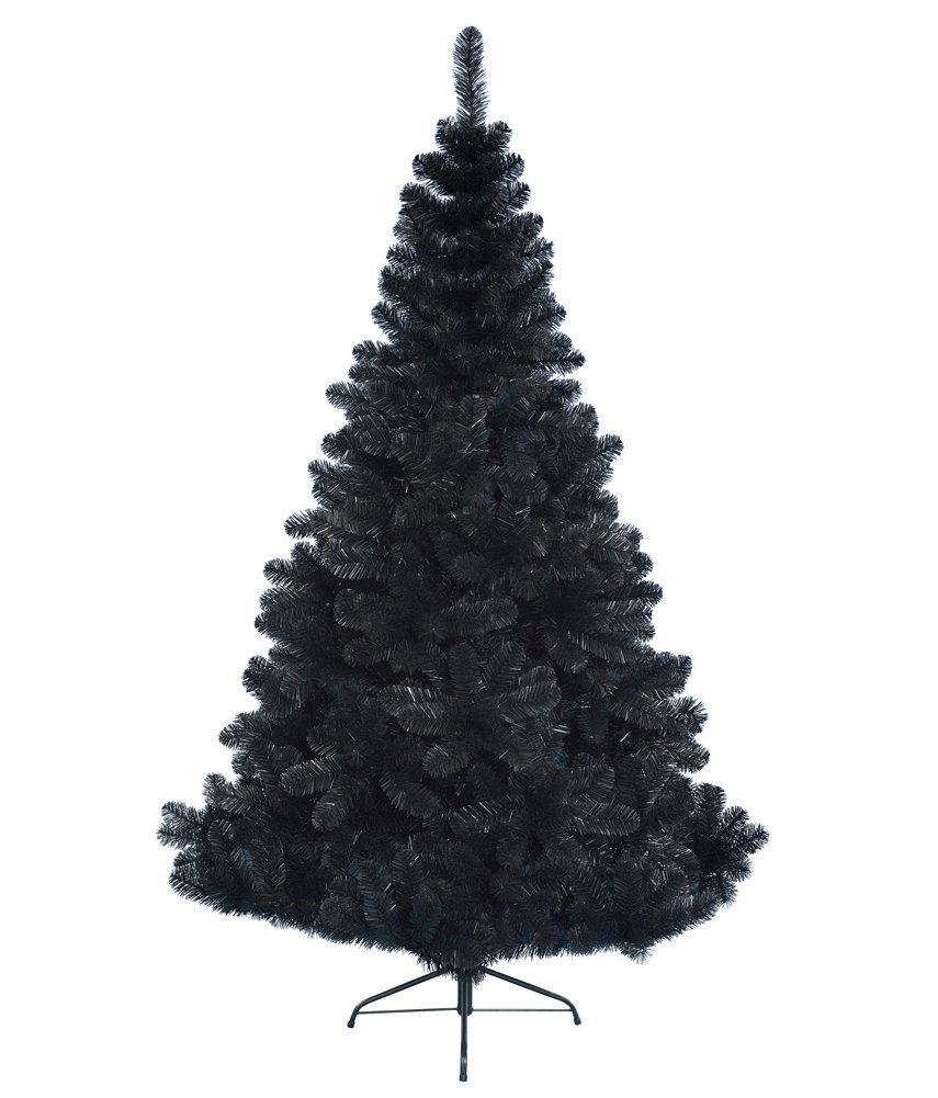 Kaemingk Kaemingk Kaemingk 689331 Weihnachtsbaum schwarz 180 cm künstlicher Tannenbaum Christbaum fdb819