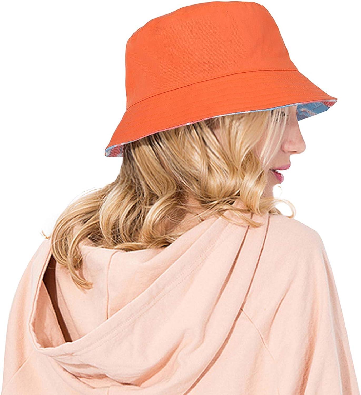 DOCILA Fashion Tie Dye Bucket Hat for Women Vibrant Design Cotton Fisherman Sun Caps