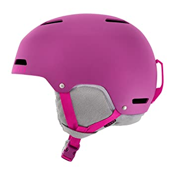 Giro Ledge Snow Helmet 2016 - Mens Matte Berry/Magenta Small