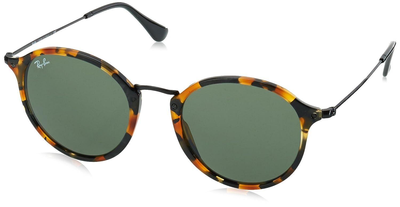 Ray-Ban RB 2447 Gafas de sol, Spotted Black Havana, 52 para Mujer