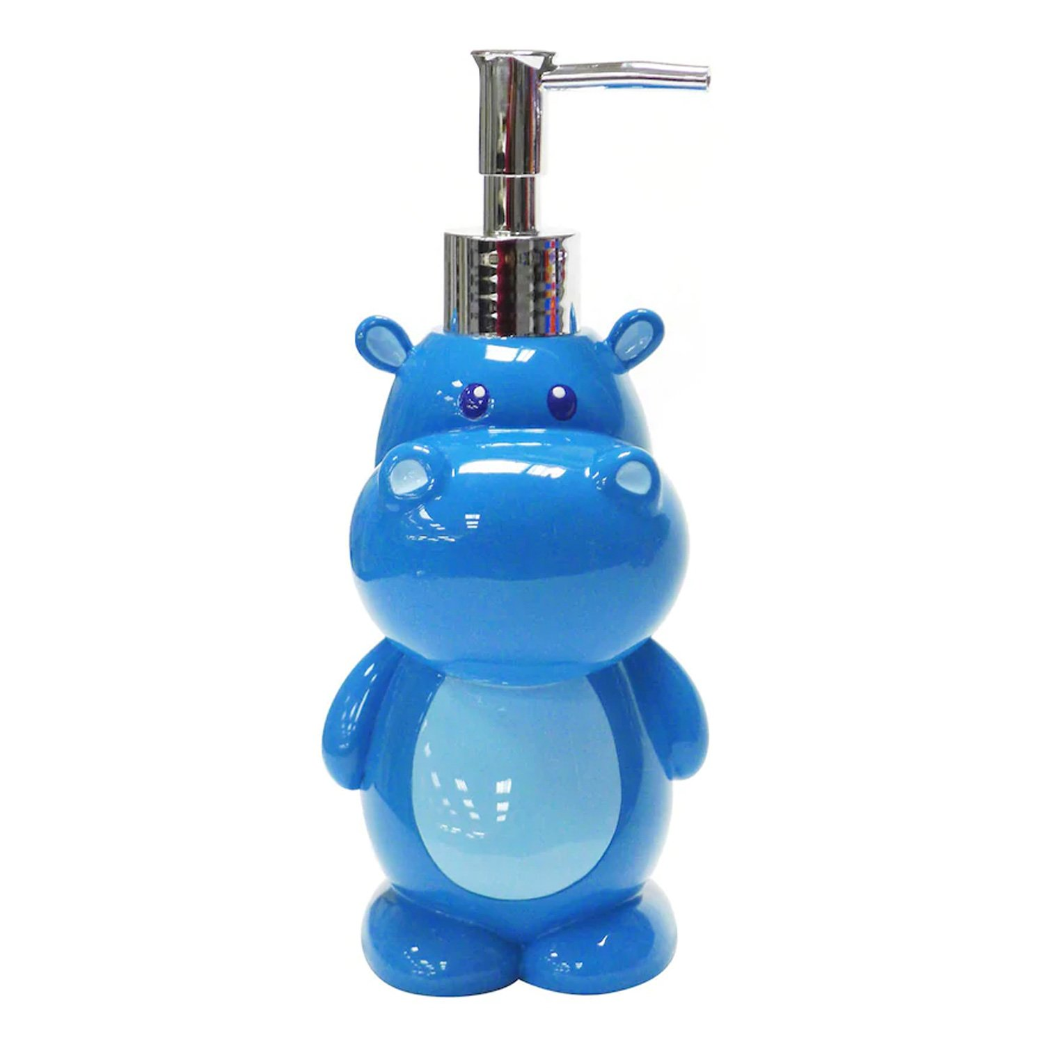 Allure Home Creation Hippo Resin Lotion Bottle