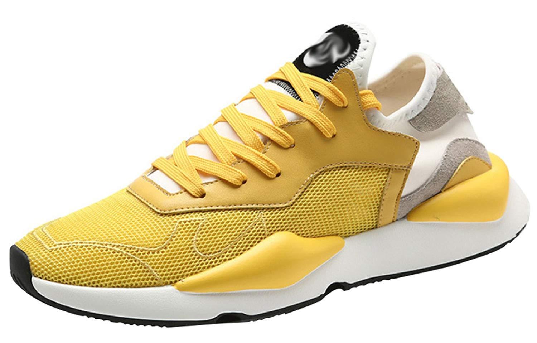 Männer Und Frauen Mode Sportschuhe Laufschuhe Atmungsaktiv Mesh Paar Schuhe Fitness Schuhe (Farbe   Male1, Größe   39EU)