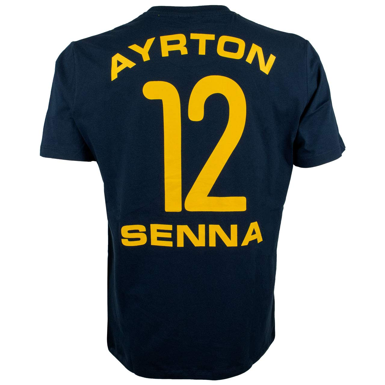 Ayrton Senna Camiseta Racing 12