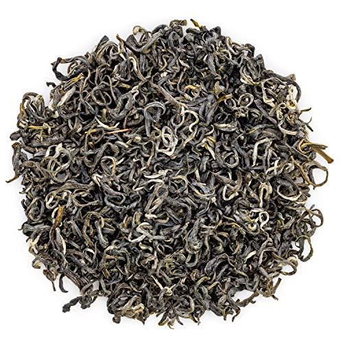 Oriarm 250g / 8.82oz Dongting Biluochun Green Tea Loose Leaf - Chinese Tea Leaves Green Snail Spring Pi Lo Chun - Yuqian Harvested Powerful Anti-Oxidants