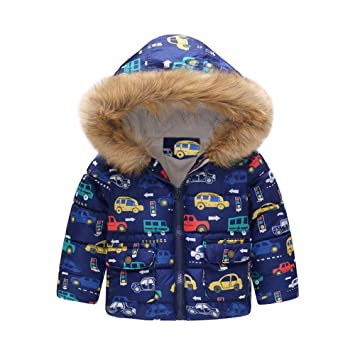 6a8a1cc8e 1-6Years Baby Down Coats Clearance - Iuhan Toddler Baby Girl Boy ...