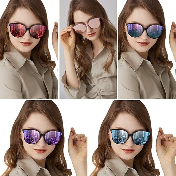 Amazon.com: Fashion QQDD - Gafas de sol polarizadas para ...