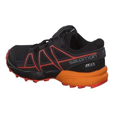 61e51b1ac48d Salomon Unisex Kids  Speedcross CSWP K Trail Running Shoes  Amazon.co.uk   Shoes   Bags