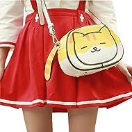 Rain s Pan Anime Japanese Game Neko Atsume Cat Bag PU Handbag Cross Body Bag 02f55fe480676