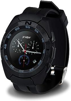 Reloj Inteligente, Reloj smartwatch Bluetooth Deportivo con ...