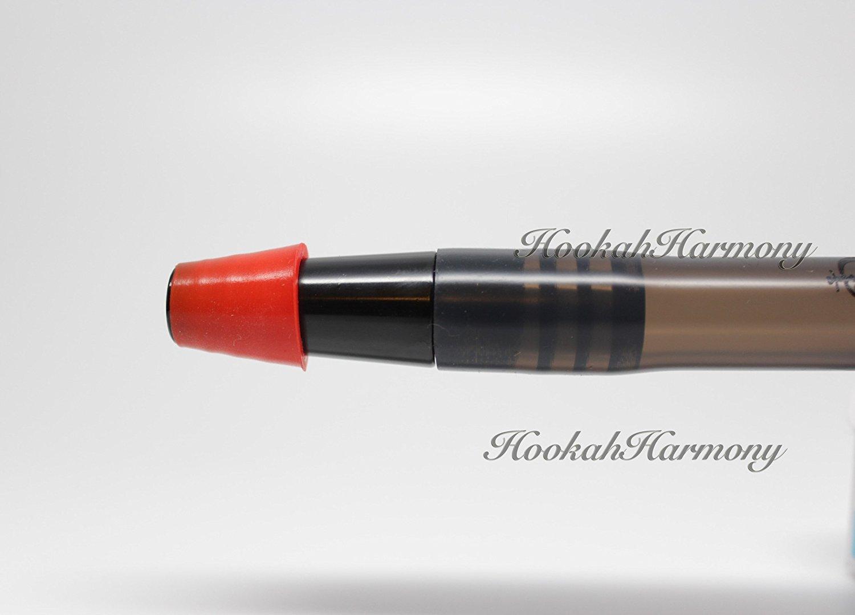 D Hose 2.0 Hybrid Dream Hookah Shisha Aluminum Washable Silicon Black/ Black