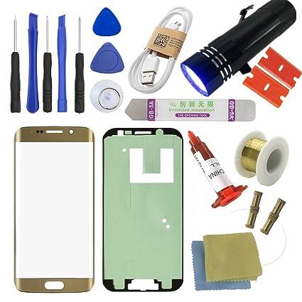 Amazon.com: Sunmall - Kit de reparación de pantalla de ...