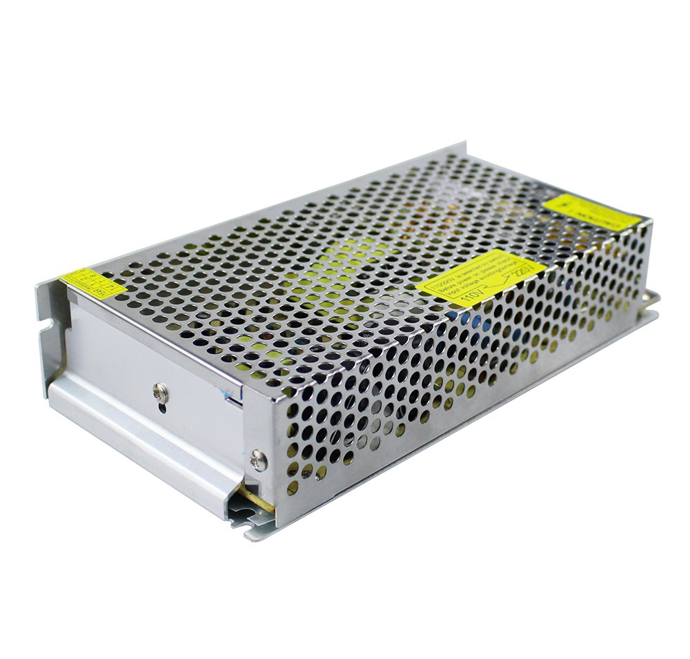 5V 30A DC Universal Regulated Switching Power Supply 150w for CCTV, Radio, Computer Project(Tanbaby)