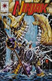 img - for NINJAK #2, March 1994 book / textbook / text book