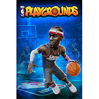 Amazon.com: NBA Playgrounds [Online Game Code]: Video Games
