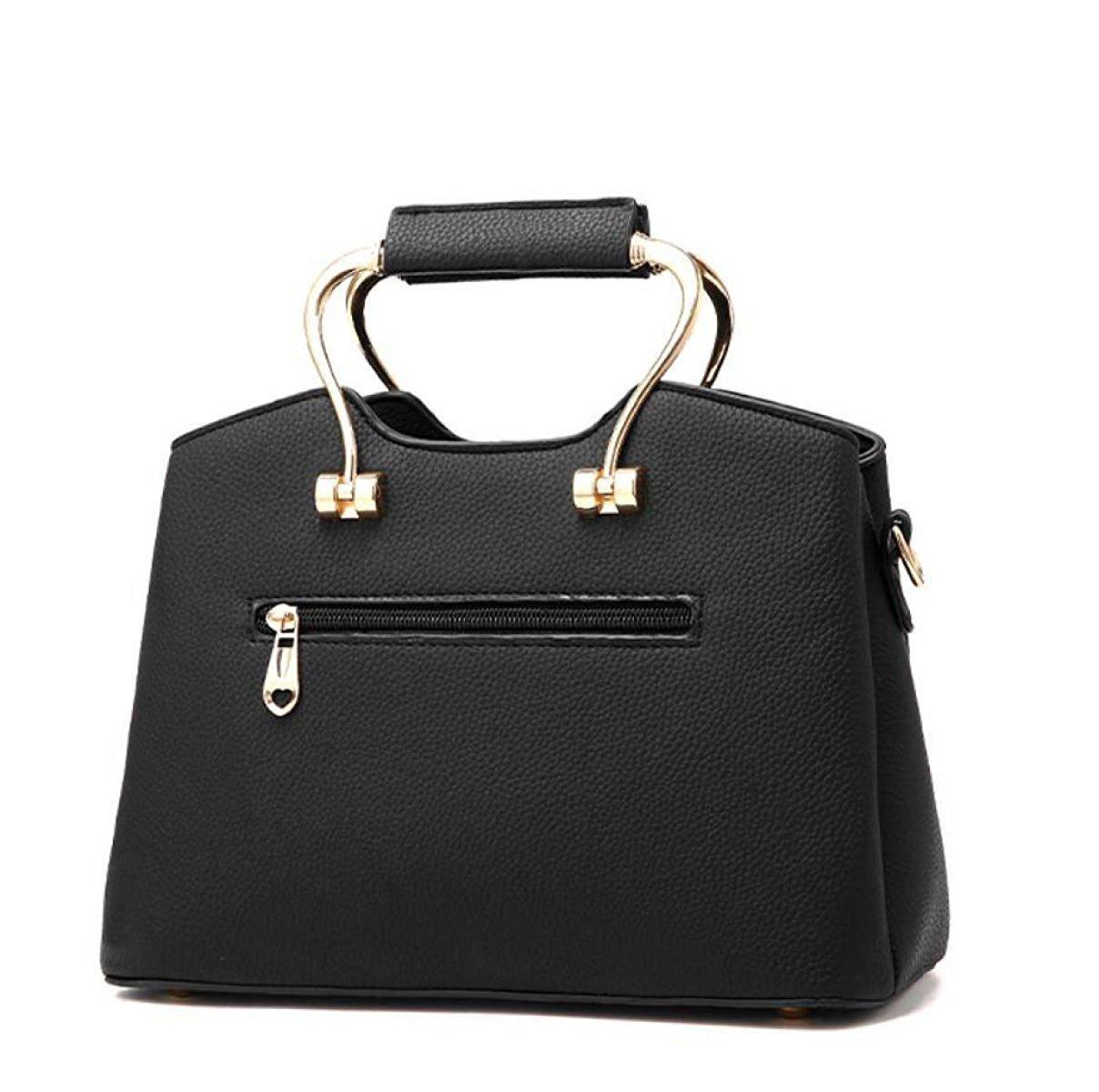 Sac à Main De La Mode Des Femmes Sauvages Big Bag Sac à Bandoulière Simple épaule élégante Tempérament Sweet Square Bag,Pink