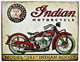UNiQ Designs Indian Motorcycle Model 101 Indian Scout