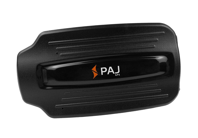 Localizador GPS Power Finder de PAJ con Imán- Marca Alemana- Antirrobo, Seguro para Remolque y Coche- Batería Dura hasta 2 Meses - Variante Localización por ...