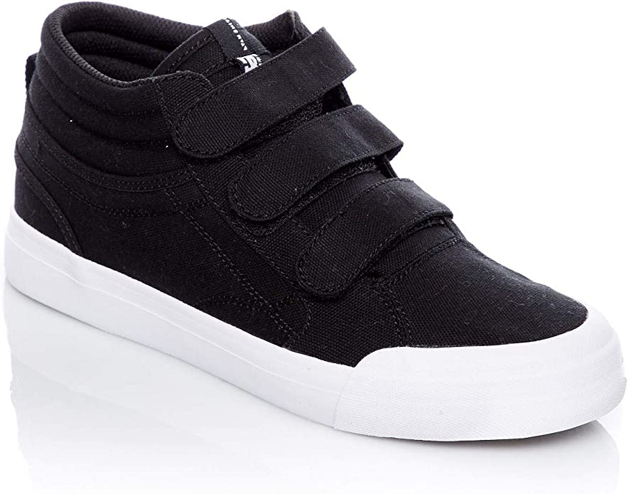 DC Shoes Evan Hi V TX Sneakers Damen Schwarz