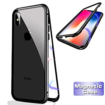 carcasa absorcion magnetica iphone