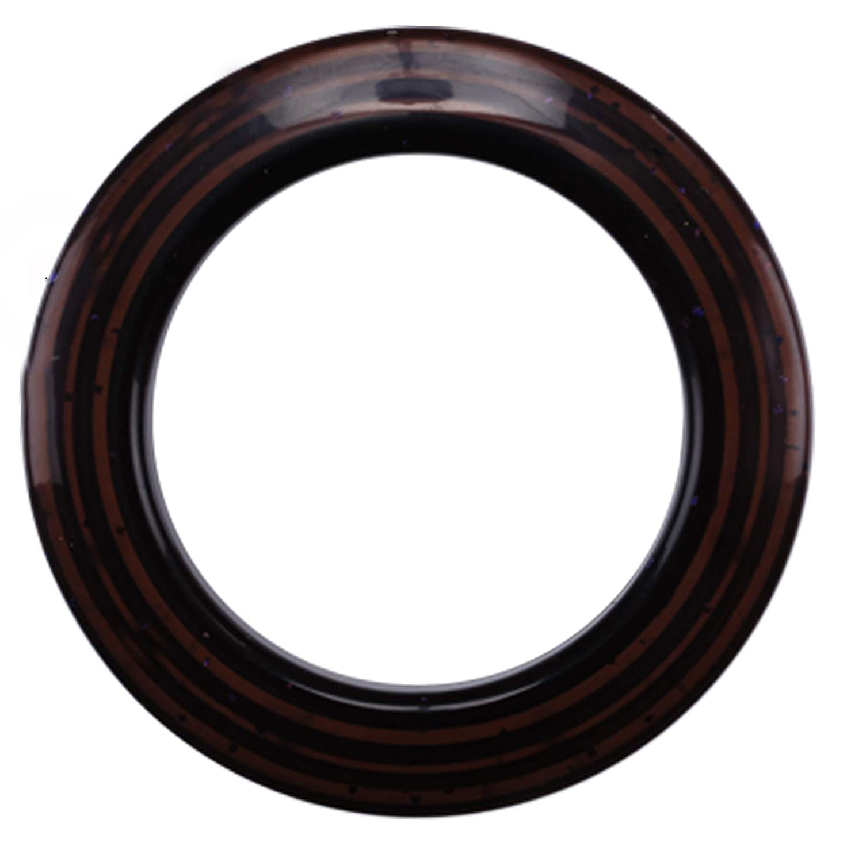 1-9//16 Matte Black Dritz 14353-1 Curtain Grommets
