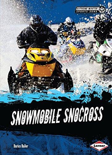 Snowmobile Snocross (Extreme Winter Sports Zone) por Darice Bailer