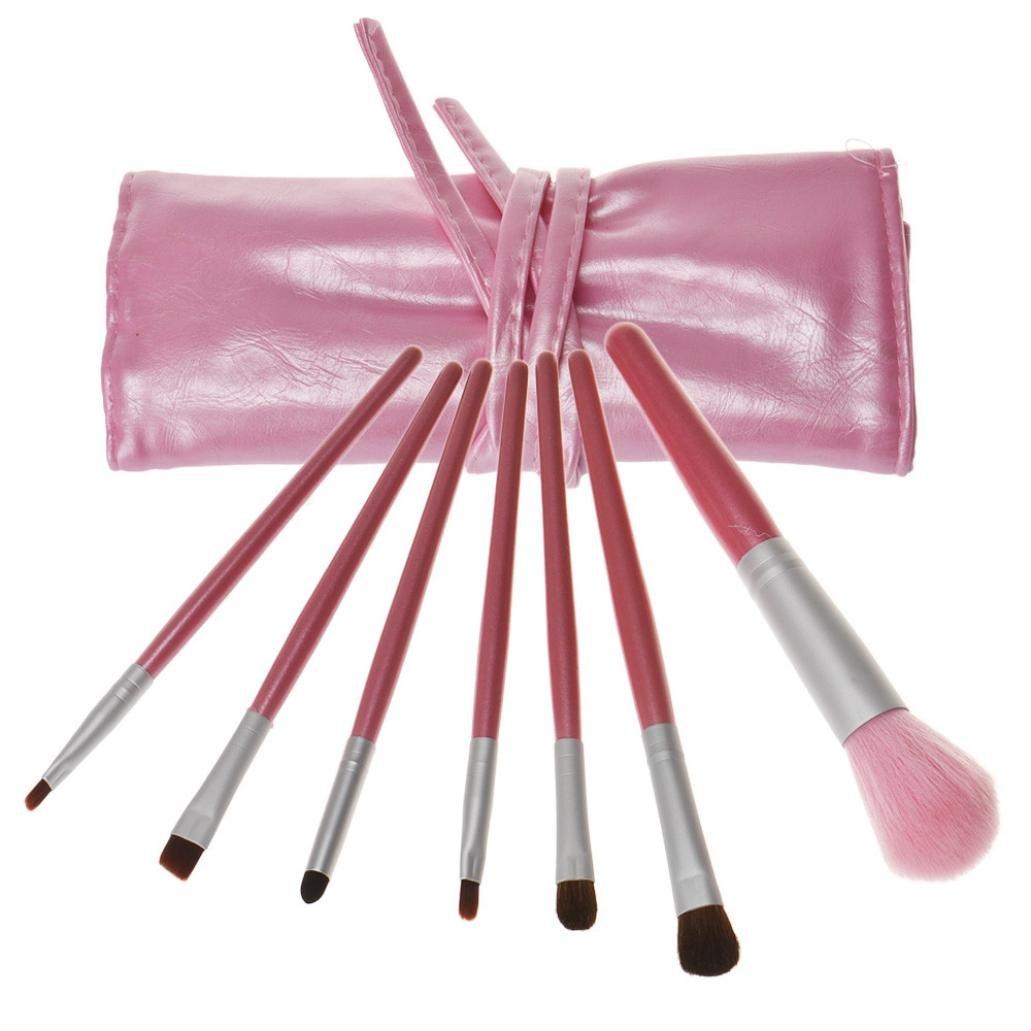 Pinceau à maquillage, xinantime 41Blushes à lèvres pinceau sourcils Eyeliner Brush Set Beauté Maquillage outil Pinceaux de Maquillage avec sac Xinantime_5