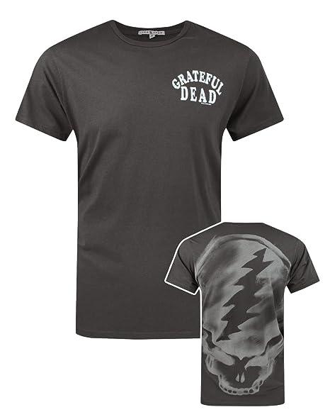 Amazon.com: Comida chatarra Grateful Dead playera para ...