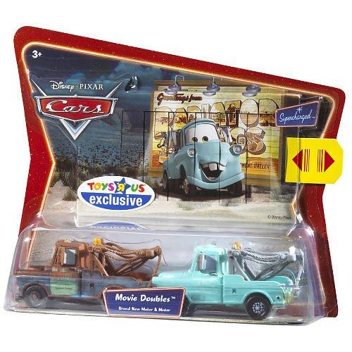 Disney Pixar CARS: Tow Mater & Young (Tow Mater Game)