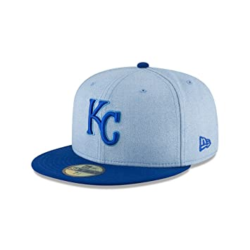 size 40 b9b6c 212cd New Era Kansas City Royals 2018 Father s Day 59FIFTY Fitted MLB Cap, ...