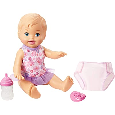 Little Mommy Drink & Wet Doll: Toys & Games