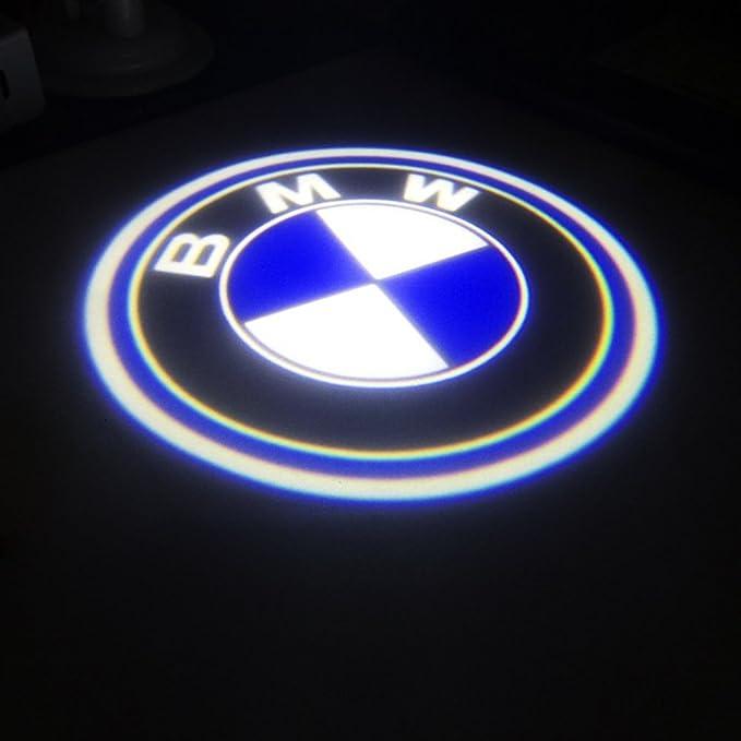 Grolish 2 X Logo Projector Light Welcome Lights Shadow ...