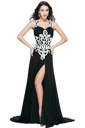 Black Evening Gowns Plus Size