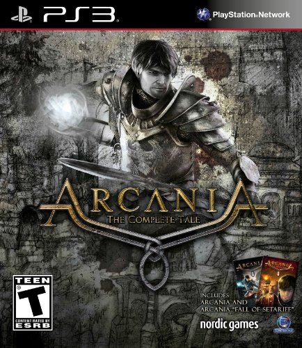 ArcaniA: The Complete Collection - Playstation 3 (Kingdoms Of Amalur Ps3)