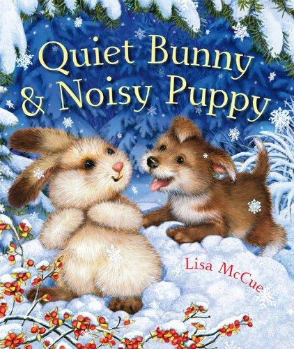 Download Quiet Bunny & Noisy Puppy pdf
