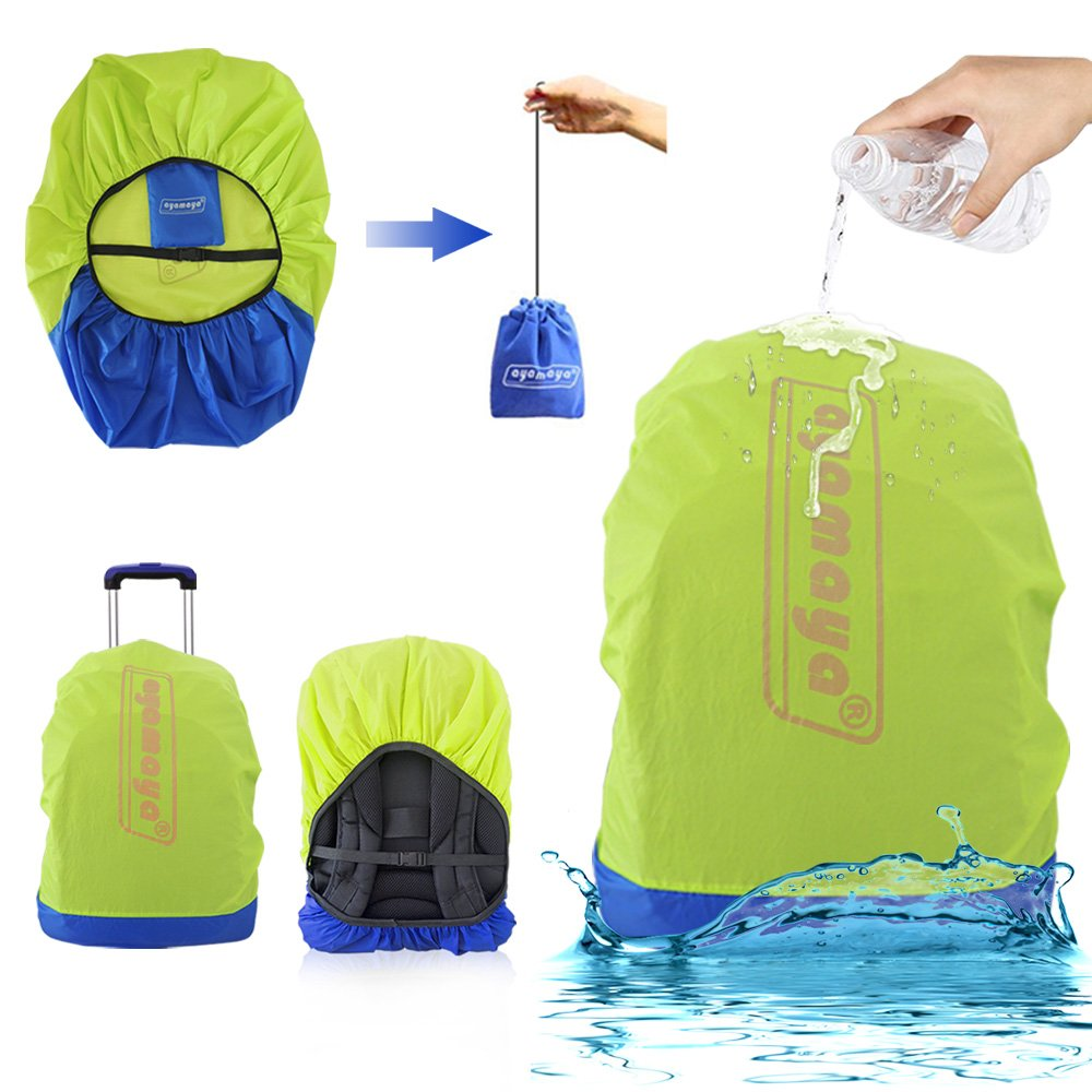Waterproof Backpack Rain Cover with Stored